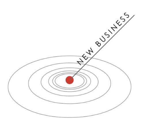 私たちは常に新しい考え・手法を取り入れ、ビジネスのフロンティアを切り拓きます。